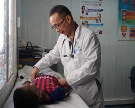 Más de 100 Atenciones se Concretaron Durante Segundo Operativo Médico en María Elena
