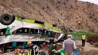 Fiscalía de Taltal Confirma Muerte de 21 Personas en Accidente de TurBus