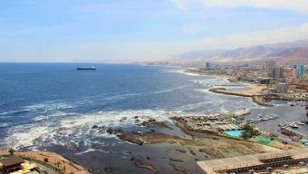 Entregan Estudio Sobre Calidad Del Aire de Antofagasta