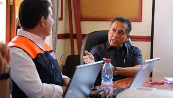 Municipio de San Pedro de Atacama Activa Monitoreo Tras Las Primeras Lluvias Estivales