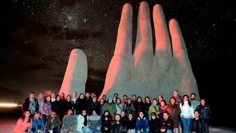 Profesores de la Región Exploran y Perfeccionan Conocimientos Sobre Astronomía
