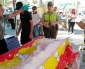 Violenta Reacción de Ambulantes y Transeúntes Ante Fiscalización de Puestos de Comida