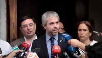 Alcaldesa Rojo Pide al Ministerio Del Interior Más Seguridad Para Las Regiones