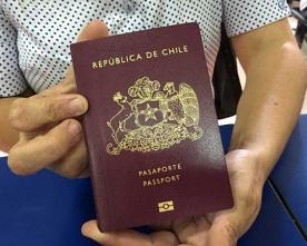 Pasaporte Tendrá Una Vigencia de 10 Años