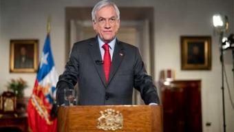 Presidente Piñera presenta Proyecto Para Mejorar Las Pensiones, Con Foco en Mujeres, Clase Media y Personas Con Dependencia Severa