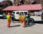 Aguas Antofagasta Trabaja en Terreno Para Mantener la Continuidad Del Servicio Durante el Invierno Altiplánico