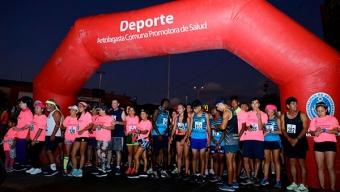 Corrida Nocturna Convocó a Cerca de 3 Mil Deportistas