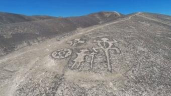 Fundación Desierto de Atacama Alerta Sobre Intento de Apropiación de los Geoglifos de Chug Chug y de Parque Arqueológico Para su Puesta en Valor