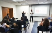 Ultrarunner Argentino Contó en Calama Sus Experiencias de Viaje y la Causa Que lo Lleva a Difundir la Lengua de Señas en el Mundo