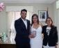 Registro Civil de Antofagasta Realizo 31 Matrimonios y 3 Acuerdos de Unión Civil en el Día de los Enamorados