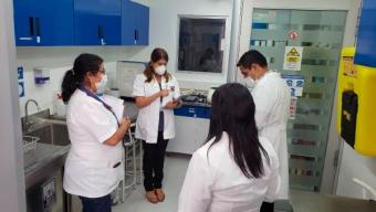 Laboratorio de Virología Molecular de la UA Procesará Exámenes de COVID-19