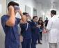 Más de 1800 Escudos Faciales Producirá el Servicio de Salud de Antofagasta Para la Protección Del Personal de la Macro Zona Norte