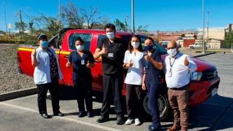 ENGIE Realiza Donaciones a Diversos Sectores en la Región de Antofagasta Para Prevenir la Propagación Del Coronavirus