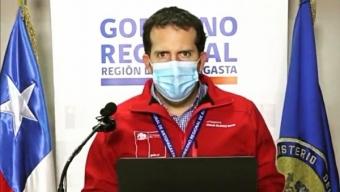Intendente Anuncia Entrega de 64 Mil Cajas Familiares en la Región
