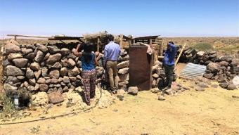 Ganaderos Atacameños Construirán Nuevos Corrales Con Recursos Gestionados Por Municipio de San Pedro de Atacama