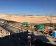 Inspeccionan Construcción de Nuevo Puente La Posada en Sector Crucero