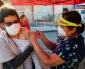CMDS Vacunará a Cuatro Mil Trabajadores de Supermercados, Farmacias, Bancos y Transporte Público