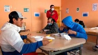 Personas en Situación de Calle Asumen Compromiso de Estar Tres Meses en Albergue en Calama