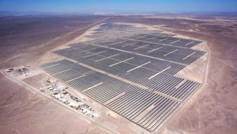 Inician Construcción de la Segunda Etapa Del Parque Fotovoltaico Finis Terrae en la Comuna de María Elena