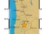 Sismo de 6.9 grados a las 03:35 AM con epicentro en la comuna de #Sanpedrodeatacama