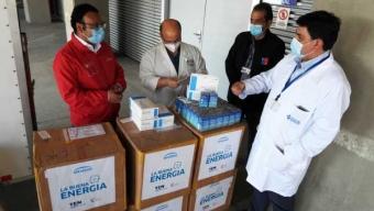 ENGIE Dona 8 Mil Test Rápidos en la Región