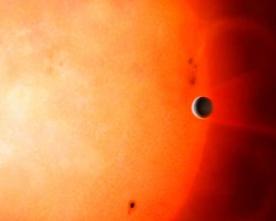 Astrónomo UCN Participa en Hallazgo de un Planeta Gigante Con su Núcleo Expuesto
