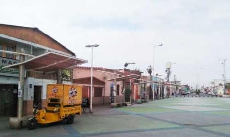 Avanza Proyecto Del Barrio  Bahía Angamos en Mejillones