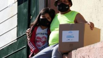 ENGIE Chile Realiza Entrega de Más de 5.000 Cajas de Alimentos en 17 Comunas a lo Largo Del País