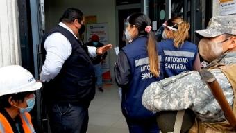 Seremi de Salud Prohibió Funcionamiento de 3 Locales e Inicio 8 Sumarios Sanitarios a Céntricas Tiendas de Antofagasta