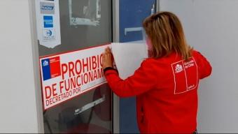 Salud Prohíbe Sala de Toma de Test Rápidos en Mejillones