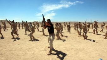 Jóvenes Que Ingresaron en Septiembre al Servicio Militar se Encuentran en Campaña Realizando su Instrucción