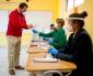 Autoridades Regionales Participan en Simulacro de Votación Por Plebiscito