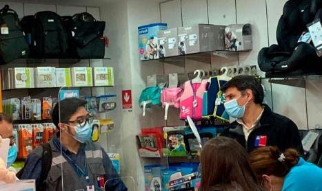 Dirección Del Trabajo Suspendió a 11 Locales Del Mall Plaza de Calama Por Mala Ventilación