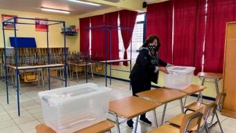 CMDS Prepara Locales de Votación Para Primarias
