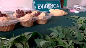 """Pastelitos Mágicos"": Carabineros Del OS7 Incauta Productos de Repostería a Base de Marihuana"