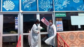 Terminal Pesquero de Antofagasta es Clausurado Por Brote de COVID-19