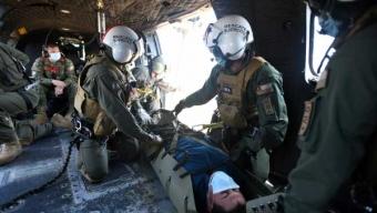 Unidad de Rescate Aéreo Del Ejército: Salvando Vidas Donde Nadie Más Llega