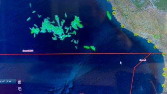 Armada Desmiente Operación de Flota Pesquera China en las Cercanías de Caleta Cifuncho