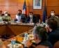 Ministro Del Interior Encabeza Reunión de la Macro Zona Norte en Antofagasta