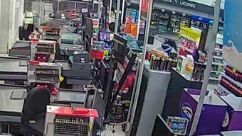 PDI Identifica a Responsables de Saqueo a Supermercado en Tocopilla Durante Manifestaciones