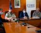 Intendentes de Las Regiones de Tarapacá y Antofagasta Analizan y Coordinan Acciones en Materia de Migración