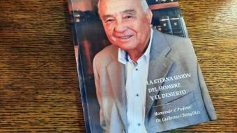Presentan Libro Que Resalta el Legado Del Destacado Geólogo Nacional Dr. Guillermo Chong Díaz