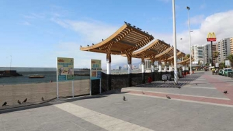Municipalidad de Antofagasta Controlará Accesos a Balneario Municipal y Trocadero Ante Aumento de Contagios