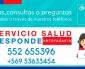 """Programa """"Servicio Salud Responde"""" Del SSA Responde 27 Mil Llamados en Pandemia"""