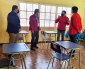 Supervisan Implementación de Protocolos en Establecimientos Educacionales Para el Inicio Del Año Escolar