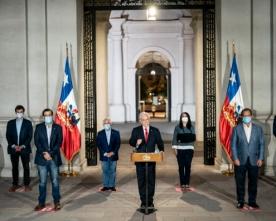 Presidente Piñera Anuncia Proyecto Para Postergar Elecciones de Constituyentes, Gobernadores Regionales, Alcaldes y Concejales