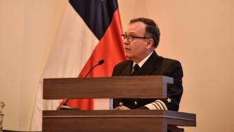"""Se Inauguró el """"Programa de Formación Ciudadana"""" de la Armada de Chile"""