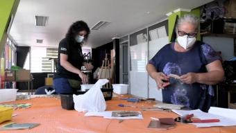 """Programa """"Arte y Cultura"""" Promueve la Empleabilidad y Recuperación de Espacios Públicos"""