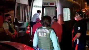 Carabineros Sorprende Por Cuarta Vez Funcionamiento de Clandestino en Calama