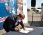ATI y SernamEG Firmaron Convenio Para Afianzar Política de Equidad de Género en el Terminal Portuario